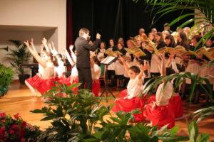 Música no Coração - Ballet